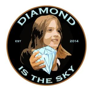 Diamond Is the Sky logo