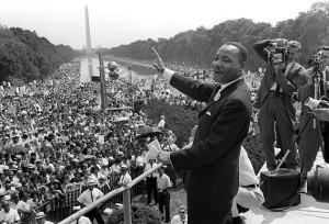 Dr. Martin Luther King, Jr. positively impacted the lives of millions of people, including those with special needs.